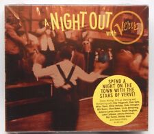 A Night Out With Verve by Various Artists ~ NEW 4-CD Box Set (Oct-2000, Verve)