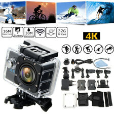 SJ8000 Waterproof Sport Camera Ultra HD 4K WIFI 1080P 170° Action DV Camcorder