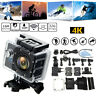 SJ8000 Waterproof Sport Camera Ultra HD 4K WIFI 1080P 170° Action DV Camcorder