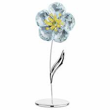 Swarovski Crystal Mint Paradise Flowers DAENI LIGHT AZORE FLOWER 848451 MIB