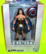 WONDER WOMAN TRINITY Series 1 Sexy Girl Action Figure DC DIRECT Comic Book Toy