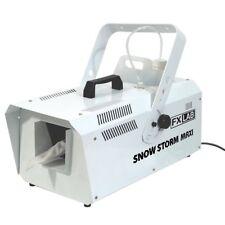 El40 - FX Lab 1200w Snow Storm Maxi Artificial Snow Effect Machine 5l Fluid Tank