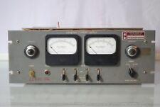 Vintage Ham Radio Collins DC Dual Current Power Supply 134A UTC SOLA Transformer