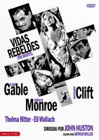 VIDAS REBELDES - THE MISFITS
