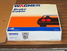 NEW Wagner F108077 REAR Parking Brake Cable