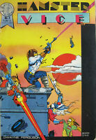 Hamster Vice Blackthorne Comic Copper Age 1986 VG/FN First Issue