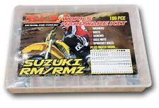 169 Piece Suzuki Factory Nut Bolt Hardware Kit RM 250 RMX250 RMZ450 RMX RMZ 450