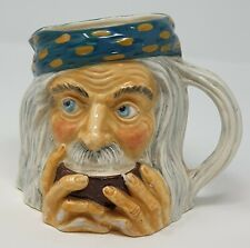 More details for vintage w r midwinter character toby jug - ben gunn from treasure island