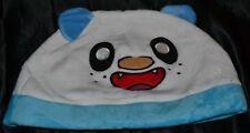 Oshawott Pokemon Sombrero Gorro Disfraz con Peluche Suave para Adolescentes &