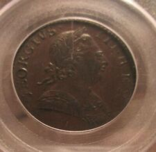 1774 Great Britain 1/2 P   PCGS AU(58)