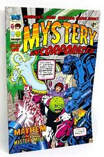 1963 Buch One #1 Mystery Incorporated Alan Moore 1993 Comic-Image Comics VF