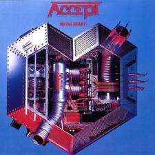 Accept-METAL HEART CD (1985) Udo Dirk Schneider/heavy metal di culto