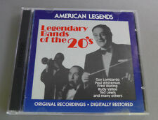 Legendary Bands of the '20s by Various Artists CD