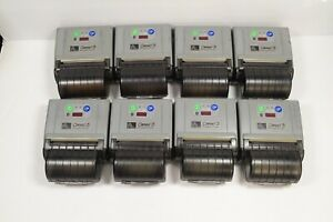Lot of 11 Zebra Cameo 3 Portable Printer w/3 Batteries