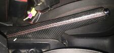 VW Golf MK4 GTI 25th Anniversary Hand Brake Lever Perforated Leather