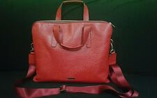 Fino Genuine Leather Laptop Bag