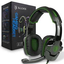 Sades SA930 Gamer Pro Gaming Headphone Headset Mic For PS4 PC 2017 SA 930