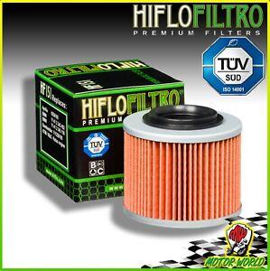 HF151 FILTRO OLIO ORIGINALE HIFLO BMW  F 650 ST Strada 169 1997 1998 1999 2000