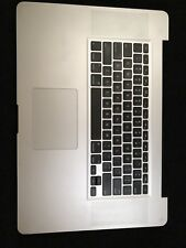 "Apple 🍎🍎🍎 MacBook Pro 17"" A1297 Topcase Palmrest with Keyboard Trackpad 2011"