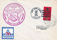 GUIDED MISSILE DESTROYER USS DAHLGREN DDG 43 A SHIPS CACHED COVER