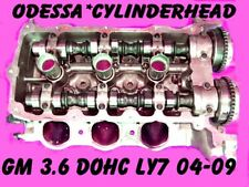 GM 3.6 DOHC CYLINDER HEAD 04-09 LY7 RIGHT (PASSENGER SIDE) REBUILT
