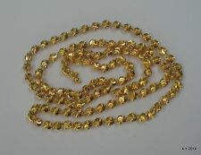 gold beads chain mala 20k gold chain necklace ethnic