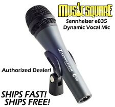 Sennheiser e835 Vocal Microphone 835 e-835 Mic NEW w/ FULL WARRANTY + FAST SHIP!