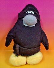 Jakks Pacific Disney Club Penguin Plush Series Ninja Squad NO TAG NO COIN Rare