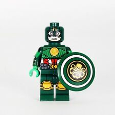 ⎡DRAGON BRICK ⎦Custom Hydra Captain America Lego Minifigure