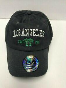 Los Angeles Cap  Cotton Low Profile Baseball Cap