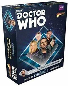 Warlord Games 602210009 DR WHO THE NINTH DOCTOR & COMPANIONS