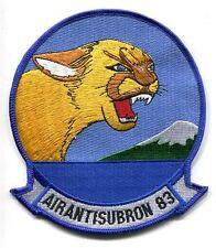 VS-83 AIRANTISUBRON US NAVY GRUMMAN S-2 TRACKER Squadron Jacket Patch