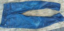 g-star raw arc 3D slim W 31 L 32 indigo blue dark jeans worn once