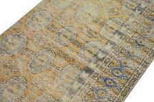 HANDMADE Runner Rug, 2.6x11.2 ft, Turkish Runner rug, Ikat Runner rug, Ikat rug