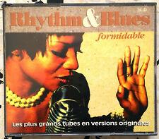 Rhythm & blues Formidable - coffret 3 Cd - Très bon état -  Atlantic 1993