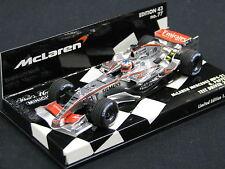 Minichamps McLaren Mercedes MP4/21 2006 1:43 Gary Paffett (GBR) Test Driver (JS)