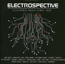 Various Artists - Electrospective: Electronic Music Since 1958 / Various [New CD
