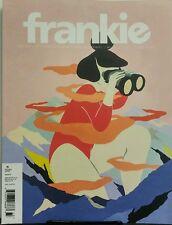 Frankie Magazine Issue 73 Design Art Photography Fashion Travel FREE SHIPPING sb