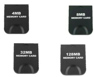 New Memory Card for Nintendo Gamecube Wii