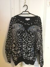 Vintage 1980's Batwing Sweater