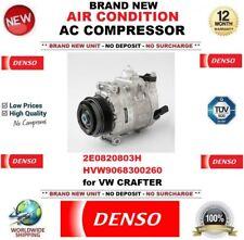 Denso Aire acondicionado CA Compresor OEM: 2e0820803h hvw9068300260 para VW