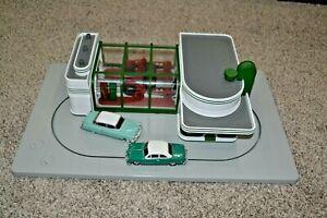 30-9104 MTH Railking Operating Car Wash O Gauge Train Accessory No box or button