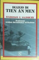 Diario di Tien An Men - Salisbury Harrison E. - Sugarco -N