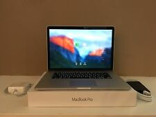 "2015 15"" MacBook Pro Retina 2.5ghz i7 / 16GB / 512GB SSD / AppleCare / Programs"