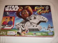 Disney Star Wars Loopin' Chewie Electronic Game only 6 tokens and no guide