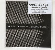 (HE197) Albert Hammond, Losing Touch - 2015 DJ CD