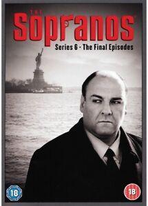 The Sopranos: Series 6 - The Final Episodes (DVD, 2007)