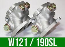 ANSAUGBRÜCKEN Manifold MERCEDES 190 SL w121 Weber Dcoe Double Carburateur Carburateur