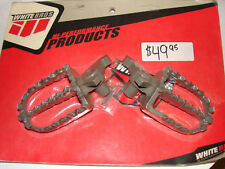 Kawasaki KX450F White Brothers Footpegs 45-610