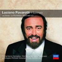 """LUCIANO PAVAROTTI """"SERENATA"""" CD NEUWARE"""